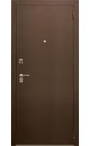 Входная дверь СОТКА металл-металл (теплая)