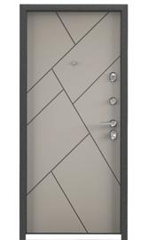 Входная дверь ULTIMATUM M PP Кремовый ликер КВ-35 (TOREX)