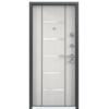 Входная дверь ULTIMATUM MP Белый Шамбори КВ27-П (TOREX)