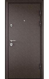 Входная дверь ULTIMATUM MP Орех Грецкий КВ-9 (TOREX)