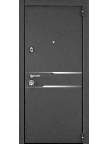 Входная дверь SUPER OMEGA 100 Венге темный горизонт SO-HT-7 (TOREX)