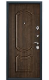 Входная дверь DELTA 10 M Лесной Орех (TOREX)