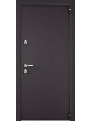 Входная дверь SNEGIR 55 RAL 8019/ Бетон серый S55-HT1