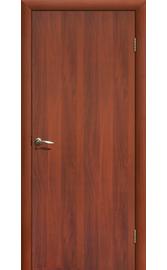 Межкомнатная дверь ДГ Гладкая Итальянский орех