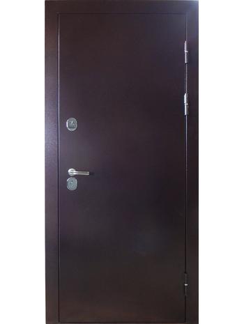 Входная дверь ТЕРМО мет/мет
