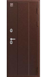 Входная дверь Т-5 медь антик (Центурион)