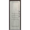 Входная дверь ТЕРМО Т-8 шоколад букле-дуб полярный (Центурион)