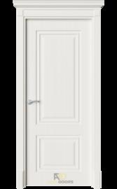Межкомнатная дверь ДГ Нонна Белое дерево