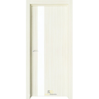 Межкомнатная дверь АЛЬФА Вельвет (аляска лакобель)