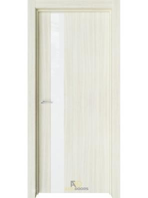 Межкомнатная дверь АЛЬФА Ясень авиньон (аляска лакобель)