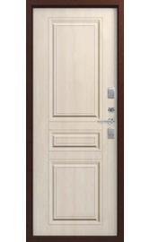 Входная дверь ТЕРМО Т-6 антик медь-седой дуб 2020 (Центурион)