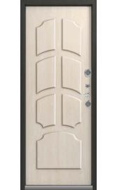 Входная дверь ТЕРМО Т-4 серебро-седой дуб 2020 (Центурион)