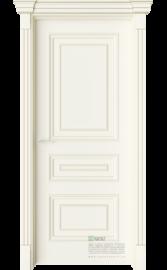 Межкомнатная дверь GE5M Ваниль (ESTET)