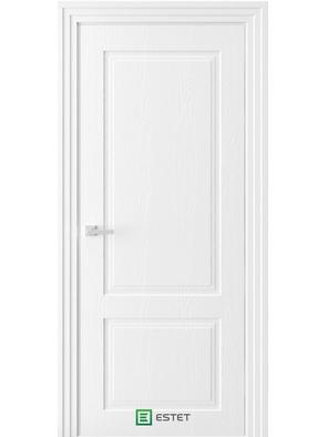Межкомнатная дверь N3 Enamel Полярный (ESTET)