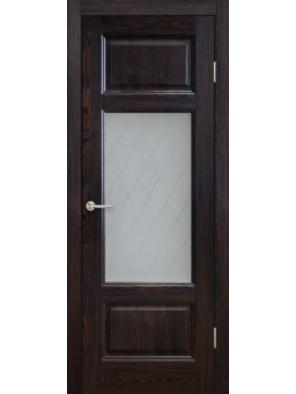 Межкомнатная дверь ПО Ария Морион (Дубрава Сибирь)