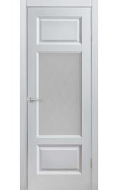Межкомнатная дверь ПО Ария Жемчуг (Дубрава Сибирь)