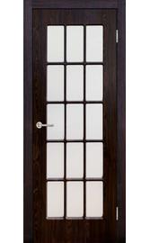 Межкомнатная дверь ПО Невада Морион (Дубрава Сибирь)