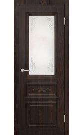 Межкомнатная дверь ПО Амелия Морион (Дубрава Сибирь)