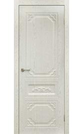 Межкомнатная дверь ПГ Верона Жемчуг (Дубрава Сибирь)