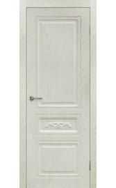 Межкомнатная дверь ПГ Амелия Жемчуг (Дубрава Сибирь)