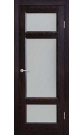 Межкомнатная дверь ПО Соната Морион (Дубрава Сибирь)