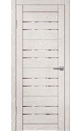 Межкомнатная дверь Грация 6 дым (зеркало)