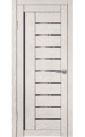 Межкомнатная дверь Палермо 7 дым (черное)