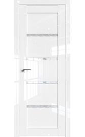 Межкомнатная дверь 2.09L Белый лак (Profil Doors)