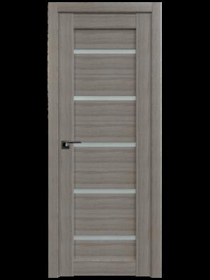 Межкомнатная дверь 7X Капучино Мелинга (Profil Doors)