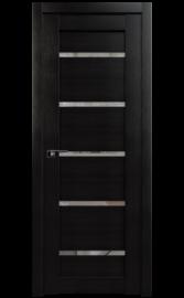 Межкомнатная дверь 7X Венге Мелинга (Profil Doors)