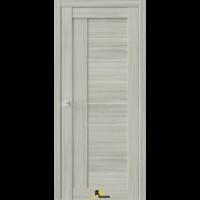 Межкомнатная дверь Q4 Дуб скальный (белый сатинат)