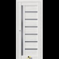 Межкомнатная дверь Q8 Клен айс (графит сатинат)