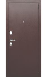 Входная дверь СТАНДАРТ РФ металл-металл (теплая)