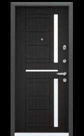Входная дверь SUPER OMEGA 8 RP-3 Венге RS-2 (TOREX)