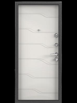 Входная дверь SUPER OMEGA 100 CT Милк Матовый SO-HT-6 (TOREX)