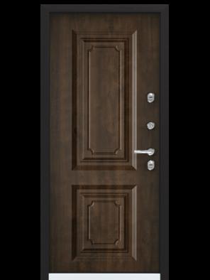 Входная дверь SNEGIR 20 S20-02 Орех грецкий (TOREX)