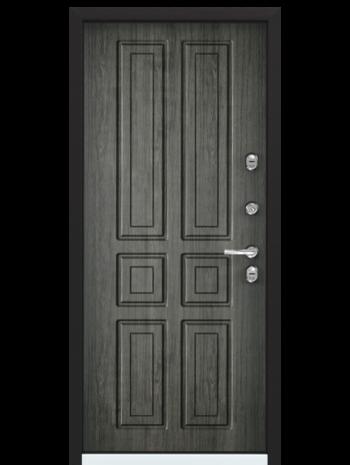Входная дверь SNEGIR 20 S20-08 Дуб Пепельный (TOREX)