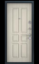Входная дверь DELTA 10 M Перламутр белый (TOREX)
