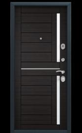 Входная дверь DELTA 10 M Венге DPC-2W (TOREX)