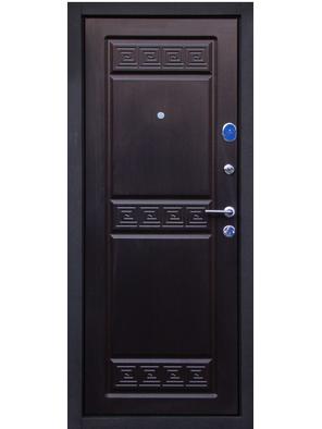 Входная дверь АФИНА венге 3 конитура