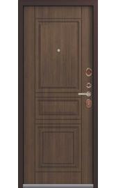 Входная дверь LUX-4 миндаль (Центурион)