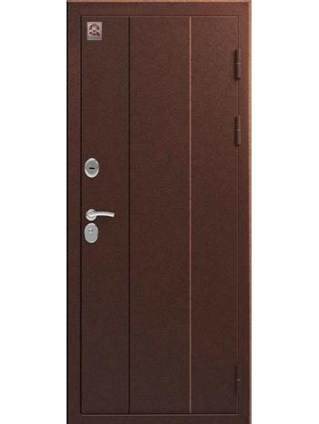 Входная дверь С-103 Антик.медь  (Центурион)