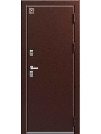 Входная дверь ТЕРМО Т-1 Антик.медь (Центурион)