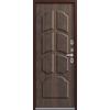 Входная дверь ТЕРМО Т-4 медь-тиковое дерево 2020 (Центурион)