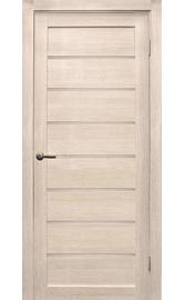 Межкомнатная дверь ЧДК М1 Беленый дуб