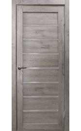 Межкомнатная дверь ЧДК М1 Серый