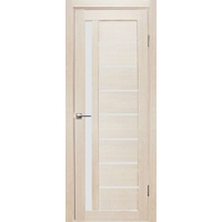Межкомнатная дверь ЧДК М2 Люкс Перламутр