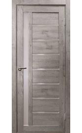 Межкомнатная дверь ЧДК М2 Серый
