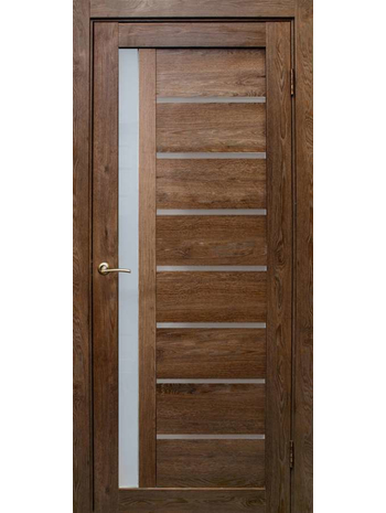 Межкомнатная дверь ЧДК М2 Шоко