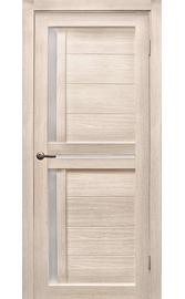 Межкомнатная дверь ЧДК М4 Беленый дуб